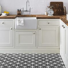Laura Ashley Wicker Charcoal Tiles from Tons of Tiles