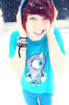 Max Amphetamine, one of my favoritest peoples in the world! :3