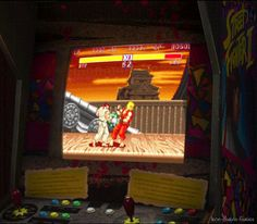 Sound Test Arkade Faixa 14 – Yoko Shimomura / Street Fighter 2 | Arkade