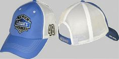 Product ID: 30048 #48 Jimmie Johnson 2014 Lowes Standard Hats Officially Licensed from Checkered Flag Sports® for more #48 Jimmie Johnson fan gear visit www.nascarshopping.net #NASCAR #Hats #teamhendrick #Hendrickfans #Hendrickmotorsports #48jimmiejohnson #jimmiejohnson #6timechampion