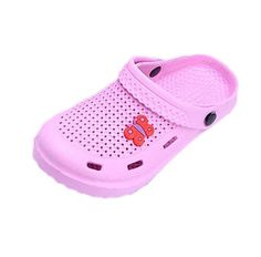 8e167ae220fcf Cnway Unisex Kids Boys Girls Sandals Slippers Child Garden Hole Shoes Beach  Slippers Flip Flops