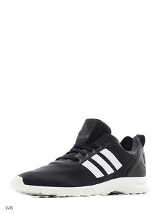 Кроссовки Adidas Кроссовки Zx Flux Adv Smooth Cblack Cwhite Cblack 569d0921a5ac