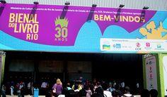 VDU: Bienal Internacional do Livro 2013 | Seja como FLOR