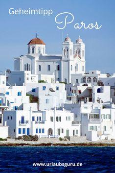 Paros ist ein Geheimtipp und eine griechische Insel, die überrascht! So vielfältig wie sie ist, bietet sie den perfekten Urlaub für jedermann. Lest in meinem Erfahrungsbericht alles über die Insel in Griechenland, die noch zu den echten Geheimtipps gehört. #greece #griechenland #urlaub #travel #insidertipp #tipp