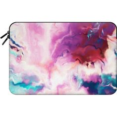 The Absent Minded Artist Macbook Case - Macbook Sleeve ($60) ❤ liked on Polyvore featuring accessories, tech accessories and macbook sleeve