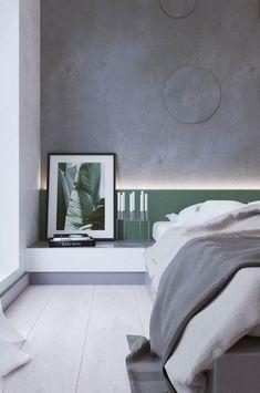 Ein Modernes Zimmer Ist Nicht Schwer Zu Dekorieren. Es Garantiert Die  Funktionalität, Einfachheit Und