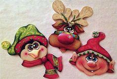 Oh Christmas Trio Pattern