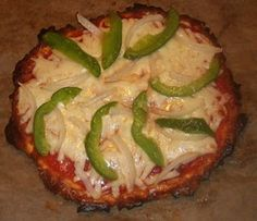 Gluten Free Pizza - great for HCG Diet Phase 3