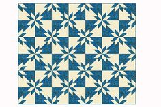 Taking the Mystery Out of Hunter's Star Quilts