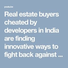 Real estate buyers joining together against builder