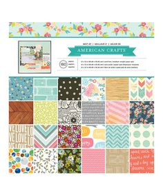 Look at this Best of American Crafts Paper Pad on #zulily today!