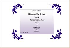 A Blank Birth Certificate Fair Official Birth Certificate Template At Wordexceltemplates .