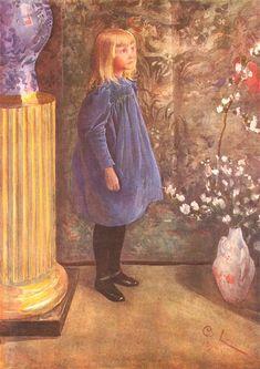 Carl Larsson - Ulla Catalog
