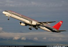 Boeing 757-351 aircraft picture