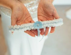 Handmade Hetty Nottingham Lace Bridal Garter – And So To Shop