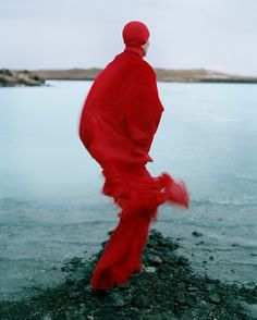 Tim Walker    Tilda Swinton    Iceland, 2011    For W magazine, August 2011
