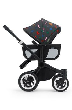 Bugaboo 'Donkey - Happy Bug by Andy Warhol' Stroller Tailored Fabric Set Bugaboo Stroller, Bugaboo Donkey, Baby Strollers, The Babys, Baby Needs, Baby Love, Baby Gadgets, Baby Prams, Baby Must Haves