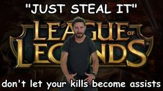 League of Legends support life