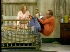 TIM CONWAY Beds Carol Burnett!