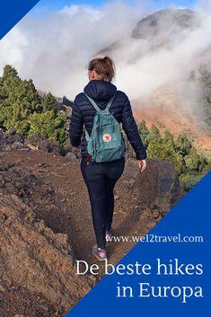 Een inspirerend overzicht van de mooiste hikes in Europa! #wandelen #hiking #europa Best Hiking Gear, Hiking Tips, Backpacking Tips, Hiking Europe, Europe Travel Guide, Europe Holidays, Best Hikes, Day Hike, Ultimate Travel