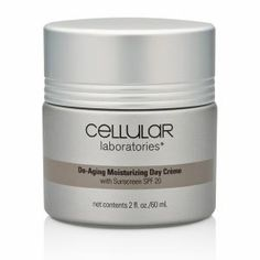 Cellular Laboratories DeAging Day Creme SPF 20 Single Jar 20 fl oz >>> You can find out more details at the link of the image. (This is an affiliate link) Anti Aging Skin Care, Natural Skin Care, Crime, Anti Aging Supplements, Face Skin Care, Acne Skin, Smooth Skin, Along The Way, Skin Care Tips