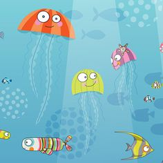 Famille méduse Serie-Golo