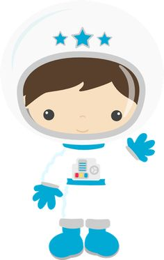 Astronauta - Minus Space Party, Space Theme, Astronaut Party, Class Decoration, Montessori Activities, Cute Images, Preschool Crafts, Outer Space, Aliens