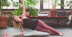 Here's how to safely strengthen your core while pregnant.