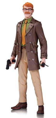 DC Comics Designer Action Figure Series 3 Commissioner Gordon by Greg Capullo - The Movie Store