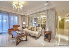 吉美君品_古典風設計個案—100裝潢網 Oversized Mirror, Furniture, Home Decor, Decoration Home, Room Decor, Home Furnishings, Home Interior Design, Home Decoration, Interior Design