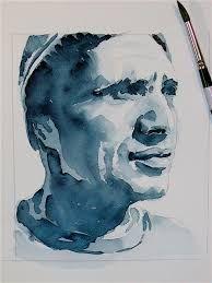 """Résultat de recherche d'images pour """"watercolor portraits"""""""