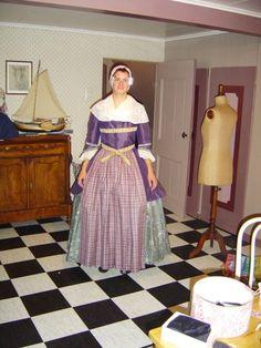 Zaans Kostuum ca 1780 #Zaanstreek #NoordHolland
