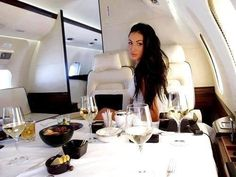 Luxury lifestyle flying private jet #DREAMHOME #LIVEYOURDREAM www.inlist.com