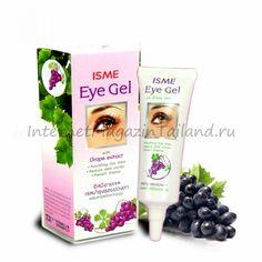 Гель для области вокруг глаз с маслом виноградных косточек ISME - купить в…