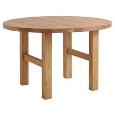 Jídelní stůl Alani 120 cm, dub