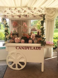 Candy Cart Hire - We specialise in making all your candy sweet dreams come true, with the ultimate in sweet buffets and candy carts. Photo Booths , Call now Chocolate Fountain Hire, Chocolate Fountains, Mexican Candy Table, Mexican Party, Candy Table Decorations, Reception Decorations, Candy Cart Hire, Candy Booth, Candy Lady