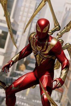 Top 10 Most Stunning Spiderman Ingame Photography Marvel Comics, Marvel Comic Universe, Marvel Art, Marvel Heroes, Captain Marvel, Marvel Avengers, Spiderman Spider, Amazing Spiderman, Spiderman Marvel