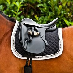 HORZE Double Cord ALL PURPOSE Saddle Pad