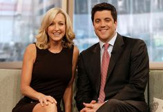 Josh Elliott and lara spencer are also the hosts of good afternoon america