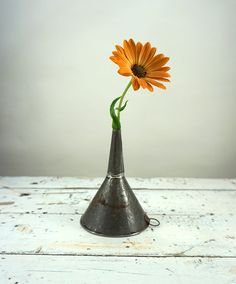 Industrial Decor // Farmhouse Antique // Funnel by RedCatReclaim, $9.95