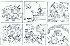 prenten noach bouwt een ark - Sök på Google