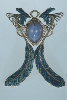 René Lalique(Рене Лалик)- Украшения.Часть 2
