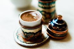 Guideline to Turkish Coffee Recipe - How to Make Turkish Coffee athome