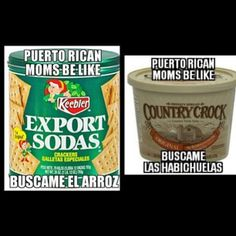 Puerto Ricans make the most of everything lol