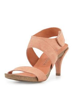 0353d71337c93 Pedro Garcia Wisal Leather Low-Heel Sandal