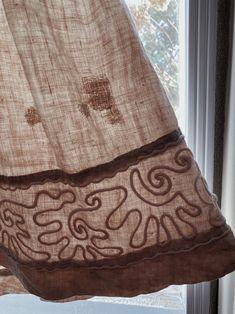 Edwardian Leinen Gehrock mit wunderschönen Soutache Details | Etsy