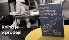 Začnite s obsahovým marketingom – rozhovor s Josefom Řezníčkom Marketing, Cover, Books, Libros, Book, Blanket, Book Illustrations, Libri