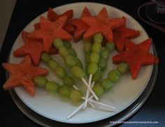 Such a cute idea! Fruit wands for my Sleeping Beauty Inspired Princess Pampering Party