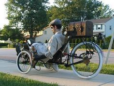 steampunk tricycle - Google Search