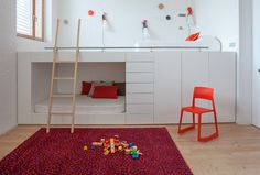 """""""Topissimo"""" is a collection of design rugs produced and designed by Nani Marquina."""